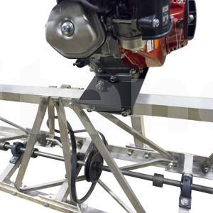 Головная секция 3 м виброрейки GROST SVR с двигателем