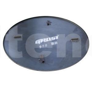 Затирочный диск 980 для GROST ZMU, ZME-1000, ZM-1000