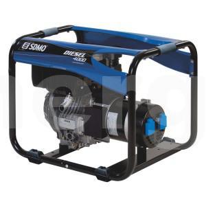 Дизельный генератор SDMO Diesel 4000