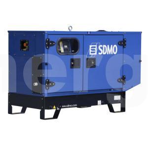 Дизельный генератор SDMO T8K Silent