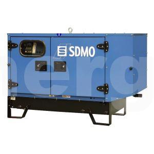 Дизельный генератор SDMO T8HKM Silent