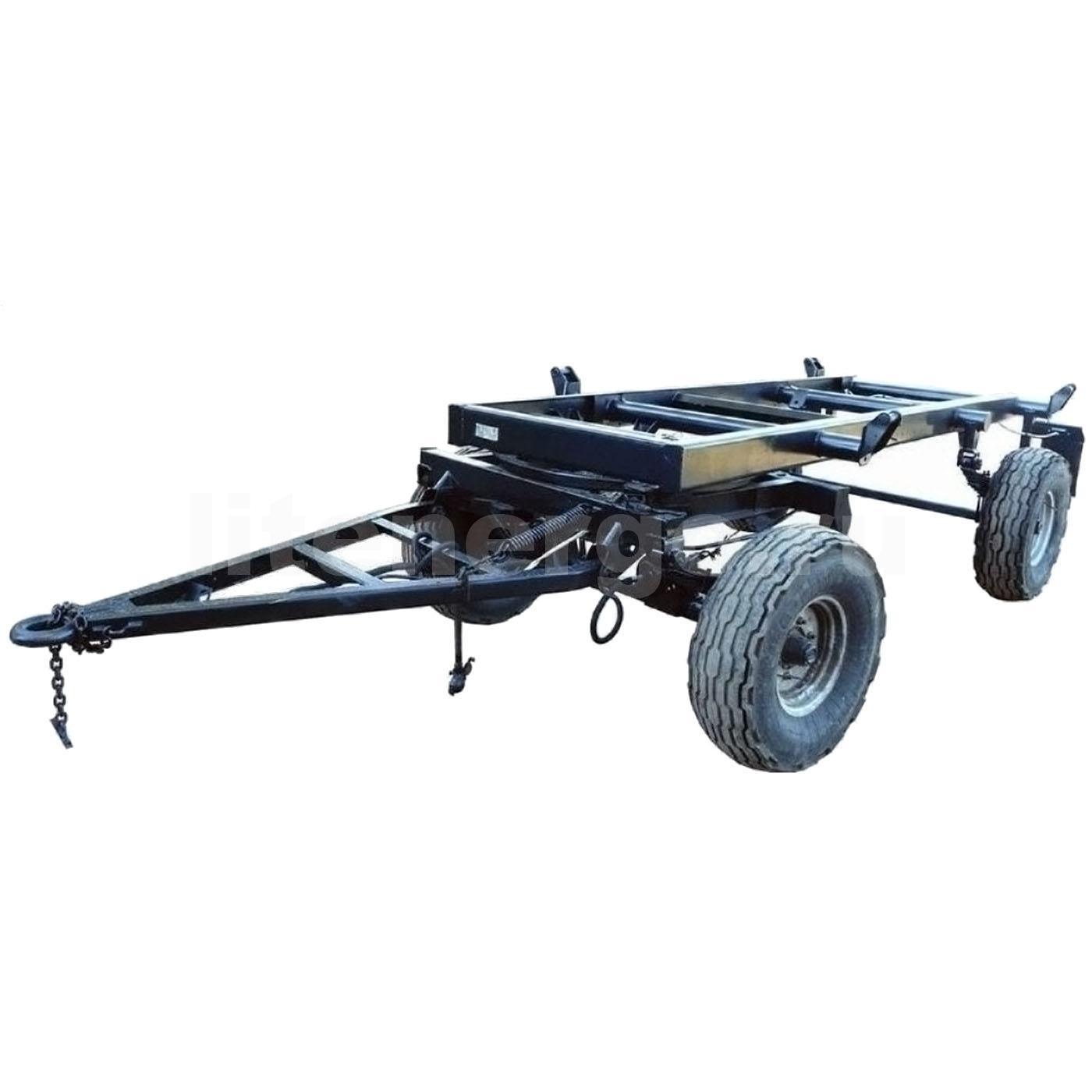 схема прицепа тракторного