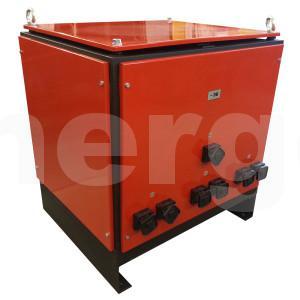 Силовой трансформатор напряжения ТП3-100Al