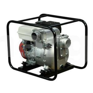 Мотопомпа бензиновая Koshin KTH-80X для сильнозагрязненной воды