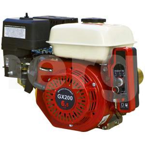 Двигатель бензиновый Honda GX 200