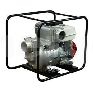 Мотопомпа бензиновая Koshin KTH-100X для сильнозагрязненной воды