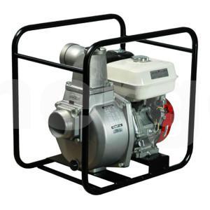 Мотопомпа бензиновая Koshin SEH-100X для слабозагрязненной воды