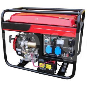 Генератор бензиновый 3 квт спб схемы управления током сварочного аппарата
